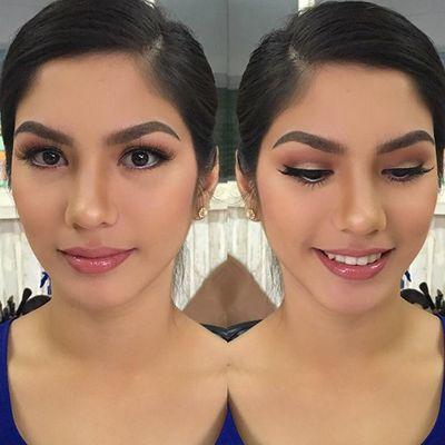 Temptu makeup