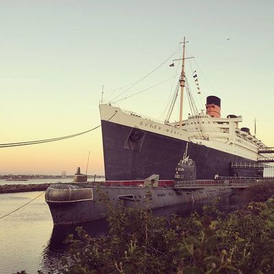 The Queen Mary   One-Of-A-Kind Long Beach Experience, Tours ...
