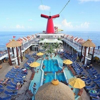 Carnival Ecstasy | Deck Plans, Activities & Sailings