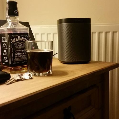 Chilled evening #jd #sonos #home