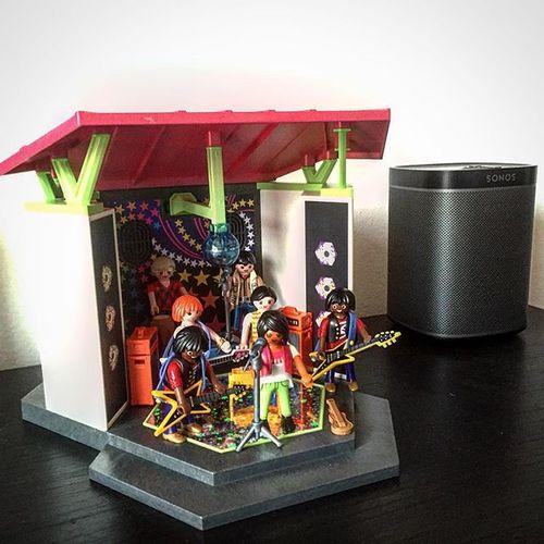 #sonos #playmobil #musicismylive