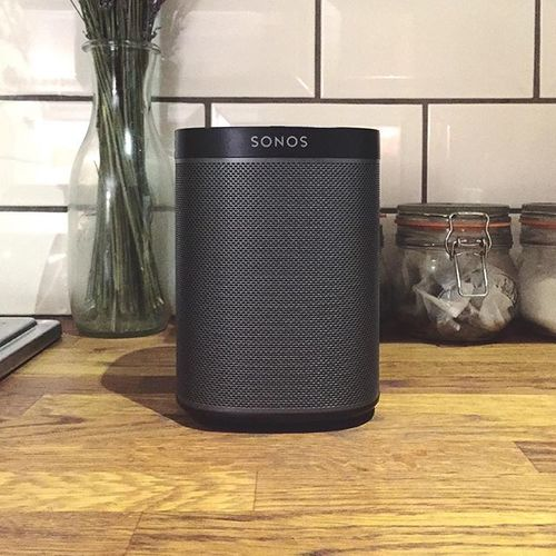 A very welcome addition to the flat. #Sonos #play1 #iot #music