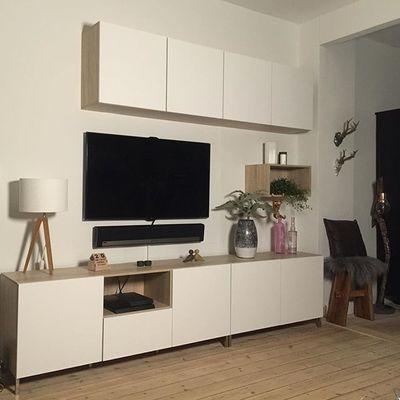 22.10.15 | My home  #myhome#interiør#interior#housedoctor#eternity#calender#lovebirds#kaybojesen#lyngby#byhilfing#lyngbyvase#gold#edition#tvilum#tvilumfurniture#møbler#møblér#sitnsleep#bykk#pletteriluften#ps4#danskdesign#danishdesign#sonos#playbar#samsung#tv#fjernsyn#fladskærm