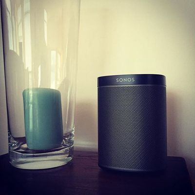 Feeling uber #upwiththetimes finally #sonos