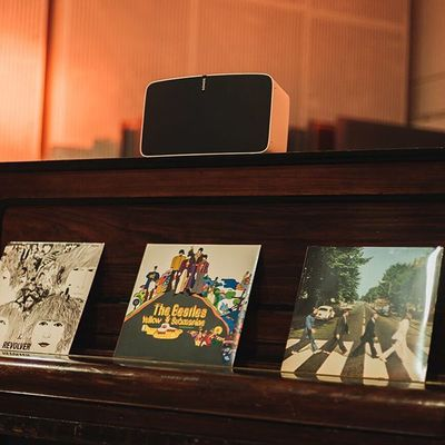 The Beatles are now streaming and available on @sonos #sonos #thebeatles #abbeyroadstudio2  @alxgrnt