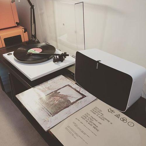 Led Zeppelin 4  #ledzeppelin #rega #sonos #vinyl