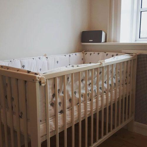 #sonos in a #babyroom  #kongenssløjd