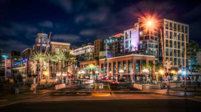 San Diego Gaslamp District Hotel - Hard Rock Hotel Downtown SD