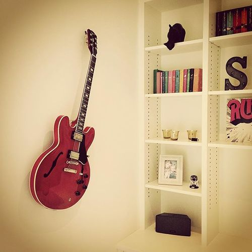 #gibson #gibsonguitar #es335 #sonos #rush #guitarsofinstagram #guitar #guitarporn