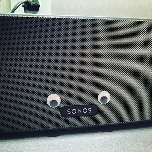 Say hello to my Sonos :) #sonos #sonoslife #play3