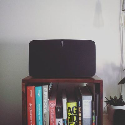 My new favourite thing #sonos #play5 #music