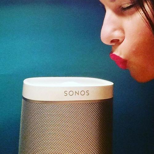 📣📣📣🎵🎶🎵🎶 #sonos #babysonos #enamorada #inlove #bestthingever #music #livestyle #nonstop 😍😍😍