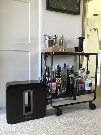 #SonosAtHome booze and beats https://t.co/b0a0j2mrSr