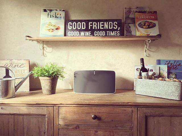 ♥️ Sonos #sonos #speaker #kitchen #sonosplay5