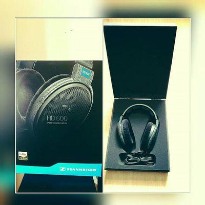 Sennheiser HD 600 - Audio Headphones High-end Surround sound