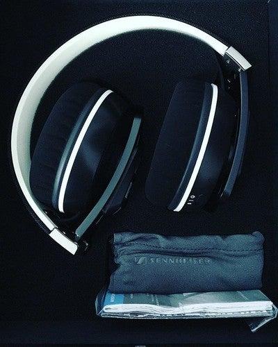 Sennheiser Urbanite On Ear Casque Audio Nomade Avec Microphone Intégré