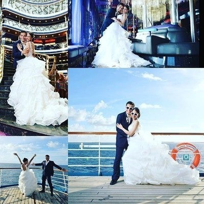 Cruise Weddings and Honeymoons | Carnival Cruise Line