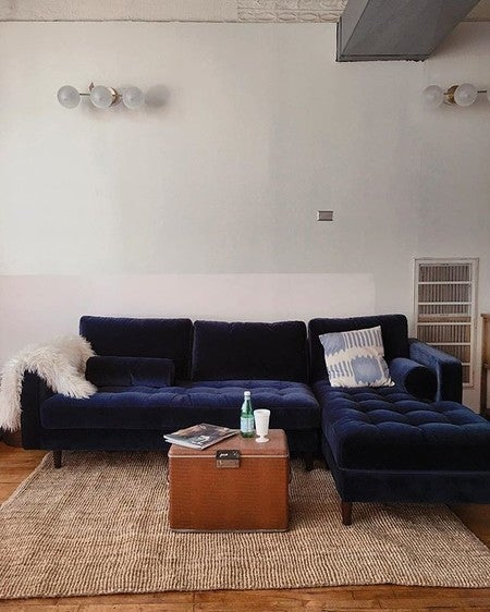 Image By _nattynatnat Containing Room, Property, Furniture, Living Room,  Couch