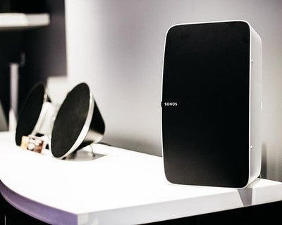 Make sure to come in for a demo of the Sonos Play:5 this November. Afterwards fill out a ballot and you'll be entered to win your very own! Take home the biggest home speaker with the boldest sound, the Play:5 from Sonos. Photo: @robtibbs