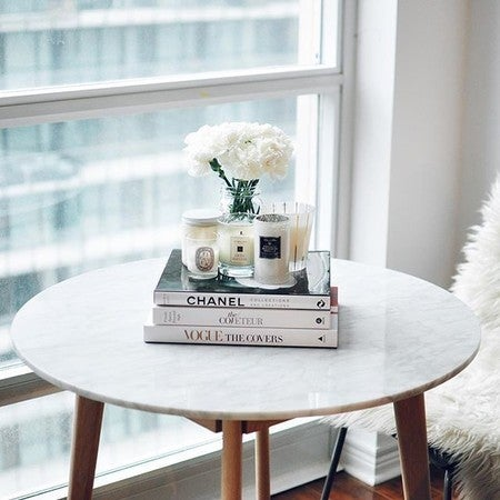 Superb Image By Icingandglitter Containing White, Table, Furniture, Dining Room,  Room