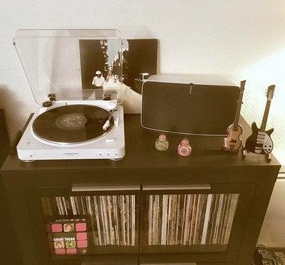 BUENA VISTA SOCIAL CLUB! Platine audio-technica/ Sonos Play 5!  #buenavistasocialclub #cuba #vinyl #music #sonos #play5 #audiotechnica #nowplaying #musicalatina #rycooder #puresound #chanchan #ilovemusic #discodevinil