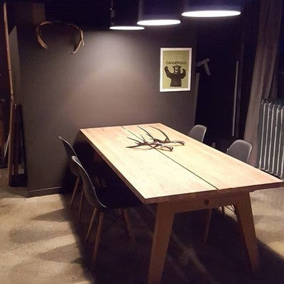 Image By Tremberic Containing Furniture, Table, Room, Wood, Floor