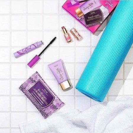 No Shower Happy Hour Athleisure Essentials by Tarte #9