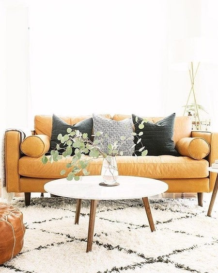 Image By Thiswildheart Containing Furniture, Living Room, Room, Couch, Table