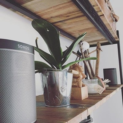 Enjoy the little things ! #sonos #play1 #zago #samudra