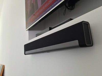 @SMG_AudioVideo #installed a #sonos #Playbar #streamingmusic #Minimal #wires #cleanlook. #Projects #visitourwebpage  https://t.co/J1ZUbg1pfh https://t.co/bLKvLM6B1M