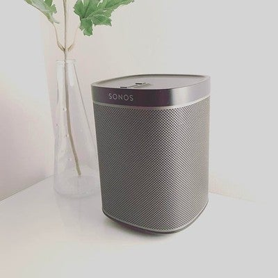 Absolutely ❤️ this thing #sonos #play1