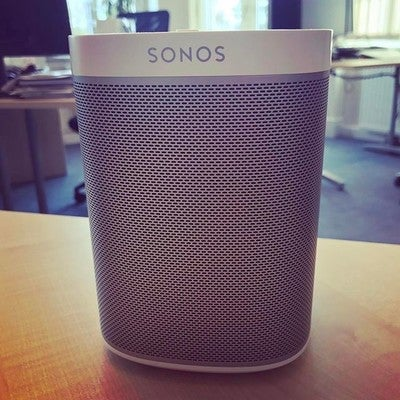 #strateco #office #music #rockingfriday #✌#Sonos #play1