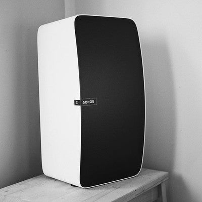 And then there were two, fives. #sonos #sonosathome #vsco #vscocam #music #wifi