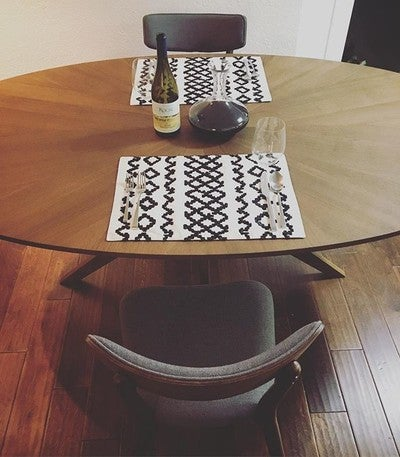 Image By Quinette Containing Furniture, Table, Floor, Coffee Table, Flooring