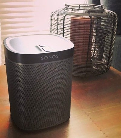 Can't #recommend this enough, #compact but packs a #punch #sonos #soundcloud #soundsystem #tuneinradio #audio #wantmore #play1 #impressed