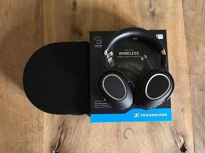 Sennheiser Pxc 550 Travel Wireless Headphone Headset Bluetooth