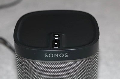 I love sonos  #sonos #play1 #canon #workofart