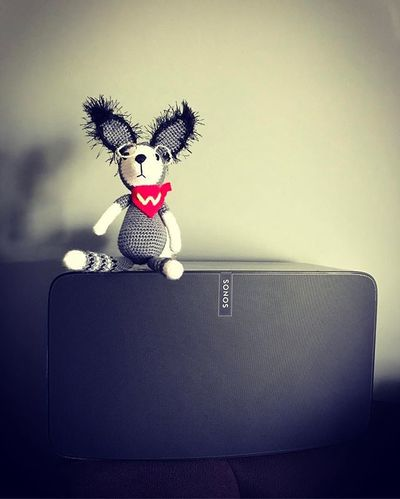 #walterthewolf1 #sonos#play5#gmusic#sundaychill