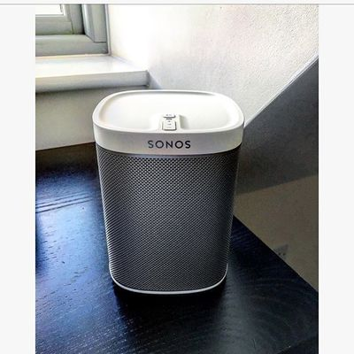 Today's Purchase  only another 6 more to go  #sonos #music #newhome #play1 #chill #white #sound #quality