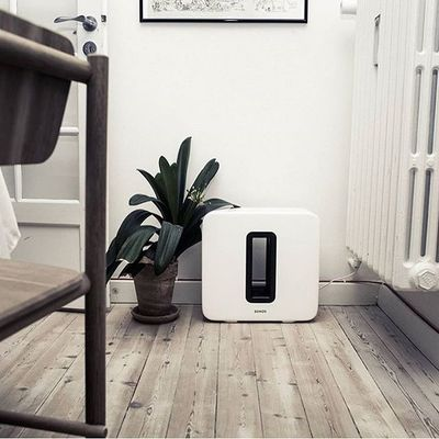 Everything sounds better with the #sonossub @sonos #sonos