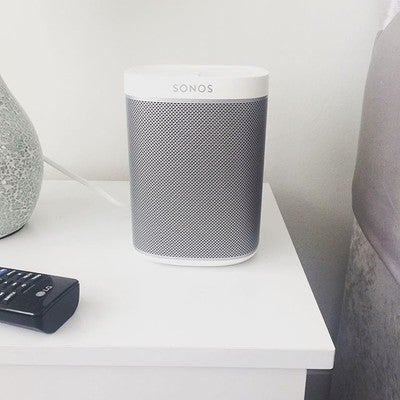 Looking good sound quality is unreal as well #sonos #play1