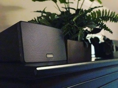 #protip two @sonos #play3 > #play5 #imho - in #stereo mode  #wifispeaker #technology #techtips #sonos #spotify #music #instatech #technerd #picoftheday