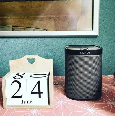 No birthday-party with out SONOS #party #music #birthday #sonos #bright #sound #nice #cellebration #lovemusic #greatsound #easytouse #wifispeaker #play1
