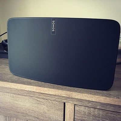 New toy  #sonos #play5 #music #soundsystem