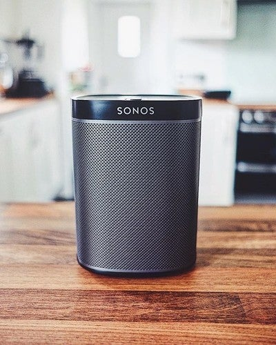 New sounds  #sonos #play1