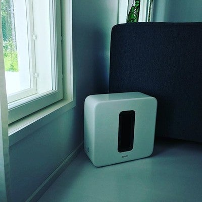 Welcome to your new home! #sonos #sonossub