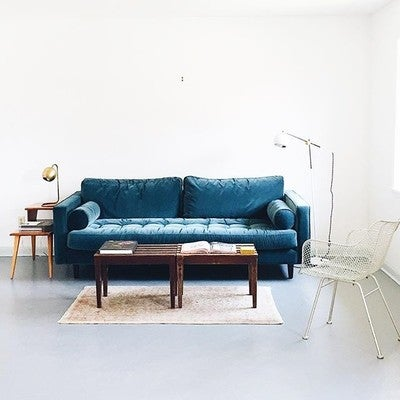 Image By Ameliapresents Containing Furniture, Couch, Table, Sofa Bed,  Living Room