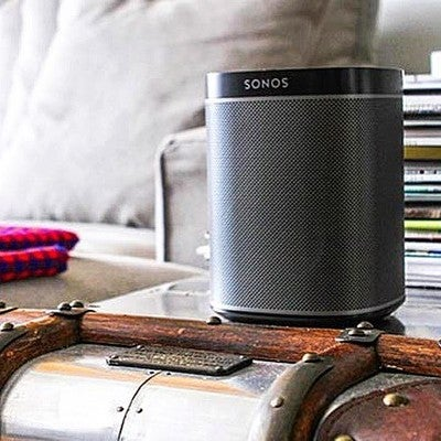 #tuesdaymotivation  can't get through the working week without my music.  #play1 #sonosplay1 #sonos #sonosoffice