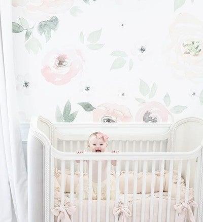 jolie wallpaper project nursery