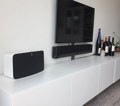 New addition to the family  #SONOS #Play5 Thanks @fonqnl ! #winning #blowthespeakers #blijeburen
